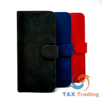 Apple iPhone 11 - TanStar Soft Touch Magnet REMOVABLE Wallet Case