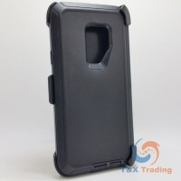 Samsung Galaxy S9 Plus - Defender Case with Belt Clip