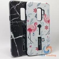 Samsung Galaxy S9 Plus - I Want Personality Not Trival Case with Kickstand