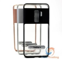 Samsung Galaxy S9 Plus - TanStar Aluminum Bumper Frame Case with Kickstand