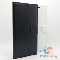 Sony Xperia XA1 Ultra - Book Style Wallet Case With Strap