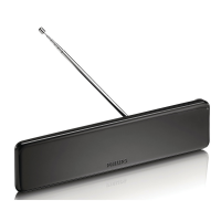 Philips - Amplified Indoor HDTV Antenna 18dB