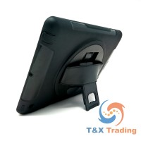 Apple iPad 2 / 3 / 4 - Heavy Duty Shockproof Rotatable Case with Kickstand