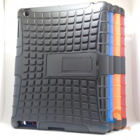 Apple iPad 2 / 3 / 4 - Tough Jacket Case with Kickstand