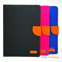 Apple iPad Air 1 / 2 / 5 2017 / 6 2018 / Pro 9.7'' - TanStar Fancy Diary Case