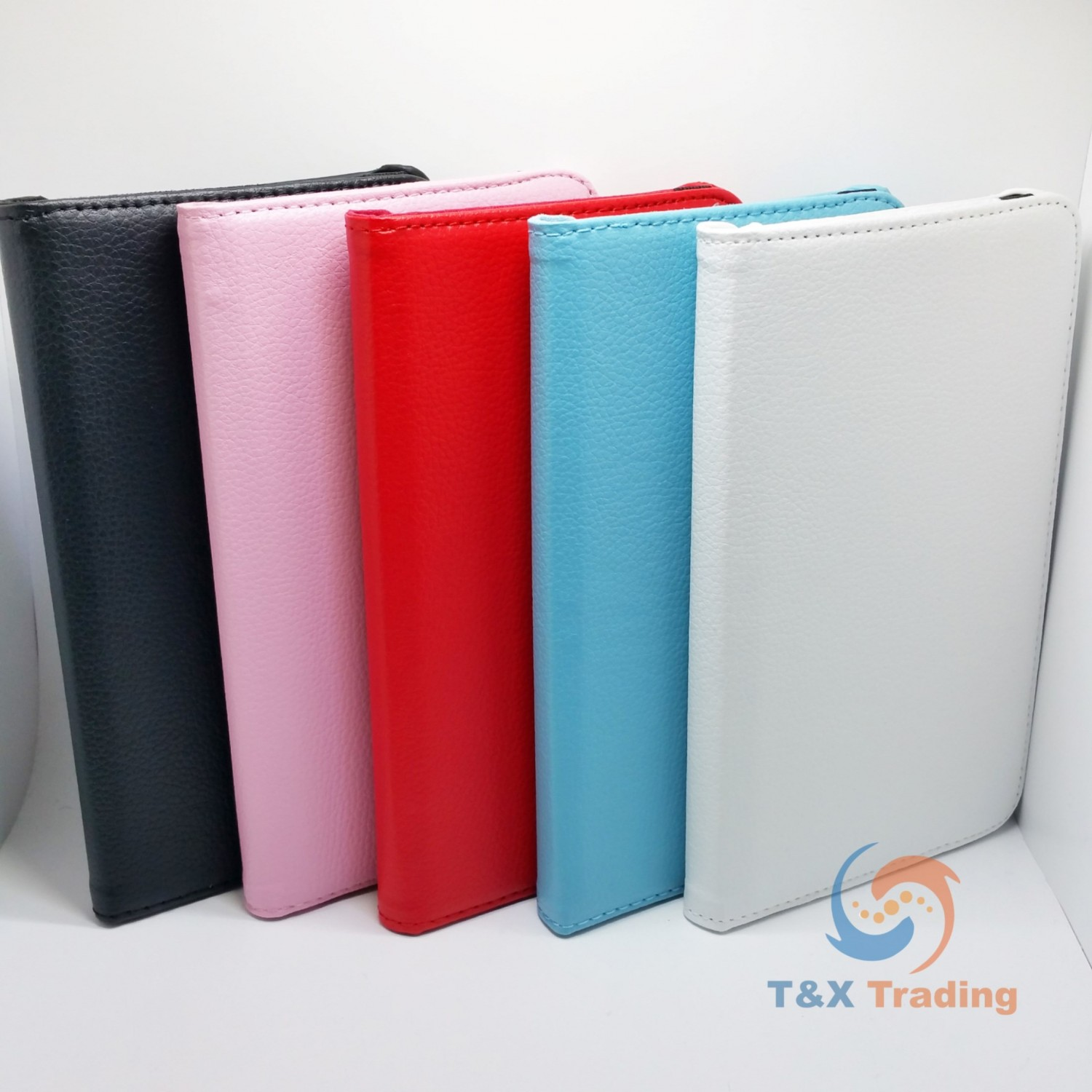 360° Universal Leather Tablet Case