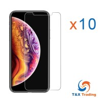 Apple iPhone XR / 11 BOX (10pcs) Tempered Glass Screen Protector