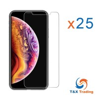 Apple iPhone XR Bulk (25Pcs) Tempered Glass Screen Protector