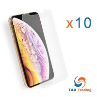 Apple iPhone XS Max BOX (10pcs) Tempered Glass Screen Protector