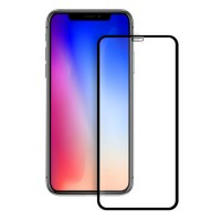 Apple iPhone XS Max- 3D Full Glue Tempered Glass Screen Protector