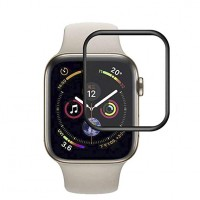 Apple iWatch - 3D Full Glue Tempered Glass Screen Protector 40mm