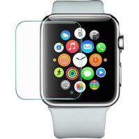 Apple iWatch - 3D Full Glue Tempered Glass Screen Protector 38mm