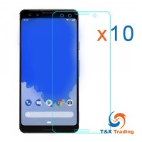 Google Pixel 3 BOX (10pcs) Tempered Glass Screen Protector