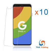 Google Pixel 4 BOX (10pcs) Tempered Glass Screen Protector