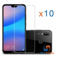 Huawei P20 Lite BOX (10pcs) Tempered Glass Screen Protector
