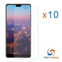 Huawei P20 BOX (10pcs) Tempered Glass Screen Protector