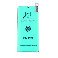 Huawei P30 Pro - Full Glue Polymer Nano Screen Protector