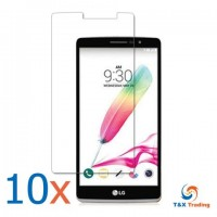 LG G4 Stylus / G Stylo / G4 Note BOX (10Pcs) Tempered Glass Screen Protector