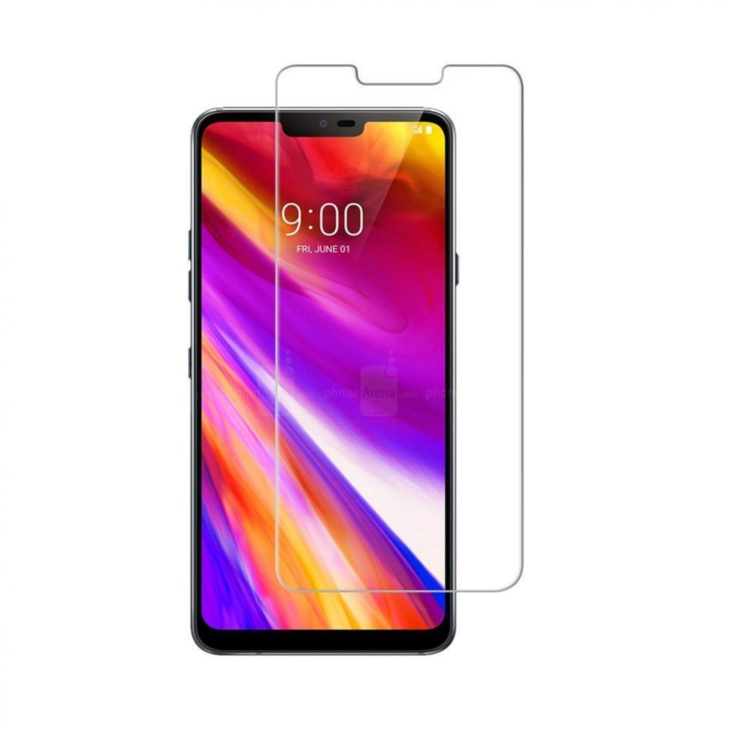 LG G7 - Tempered Glass Screen Protector
