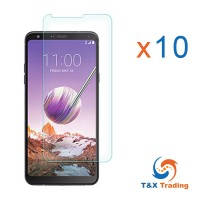LG Stylo 4 / Q Stylo / Q Stylo Plus BOX (10Pcs) Tempered Glass Screen Protector