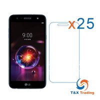 LG X Power 2 / 3 Bulk (25Pcs) Tempered Glass Screen Protector