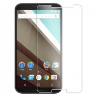Motorola Nexus 6 Tempered Glass Screen Protector