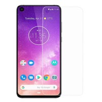 Motorola Moto One Vision Tempered Glass Screen Protector