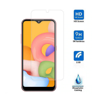 Samsung Galaxy A01 Core Tempered Glass Screen Protector