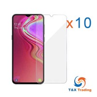 Samsung Galaxy A10 / A20 / A30 / A50 / M10 / M20 / M30 / A31 BOX (10pcs) Tempered Glass Screen Protector