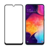 Samsung Galaxy A30S - 3D FULL Glue Tempered Glass Screen Protector