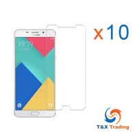Samsung Galaxy A7 2017 BOX (10pcs) Tempered Glass Screen Protector