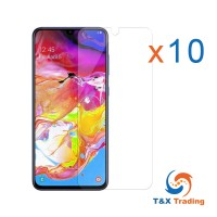 Samsung Galaxy A70 BOX (10pcs) Tempered Glass Screen Protector