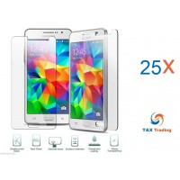 Samsung Galaxy Grand Prime Bulk (25Pcs) Tempered Glass Screen Protector