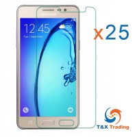 Samsung Galaxy J1 Bulk (25Pcs) Tempered Glass Screen Protector