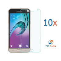 Samsung Galaxy J3 (10Pcs) Tempered Glass Screen Protector