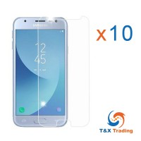 Samsung Galaxy J3 2018 (10Pcs) Tempered Glass Screen Protector