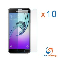 Samsung Galaxy J3 Prime BOX (10Pcs) Tempered Glass Screen Protector