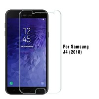 Samsung Galaxy J4 2018 Tempered Glass Screen Protector