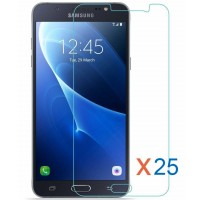 Samsung Galaxy J7 Bulk (25Pcs) Tempered Glass Screen Protector
