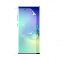 Samsung Galaxy Note 10 - Soft Silicone Screen Protector
