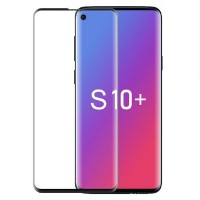 Samsung Galaxy S10 Plus - 3D Tempered Glass Screen Protector
