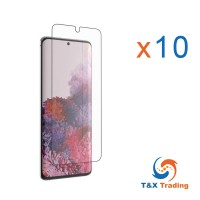 Samsung Galaxy S21 Plus (10Pcs) Tempered Glass Screen Protector