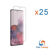 Samsung Galaxy S21 Plus Bulk (25Pcs) Tempered Glass Screen Protector