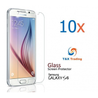 Samsung Galaxy S6 BOX (10Pcs) Tempered Glass Screen Protector