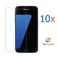 Samsung Galaxy S7 BOX (10Pcs) Tempered Glass Screen Protector