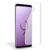 Samsung Galaxy S9 Plus - Soft Silicone Screen Protector
