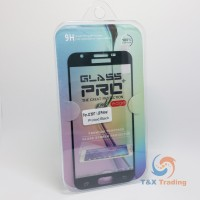Samsung Galaxy J3 Prime - 3D Tempered Glass Screen Protector
