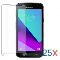 Samsung Galaxy XCover 4 Bulk (25Pcs) Tempered Glass Screen Protector