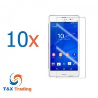 Sony Xperia Z3 BOX (10Pcs) Tempered Glass Screen Protector