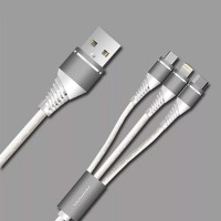 WUW 3-In-1 Extensible Fast Charging and Data Cables WUW-X99